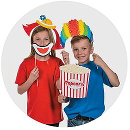 aa079df9 Carnival Theme Party Supplies & Decorations | Oriental Trading Company