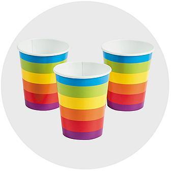 Drinkware: Plastic Cups, Stadium Cups, Plastic Shot Glasses