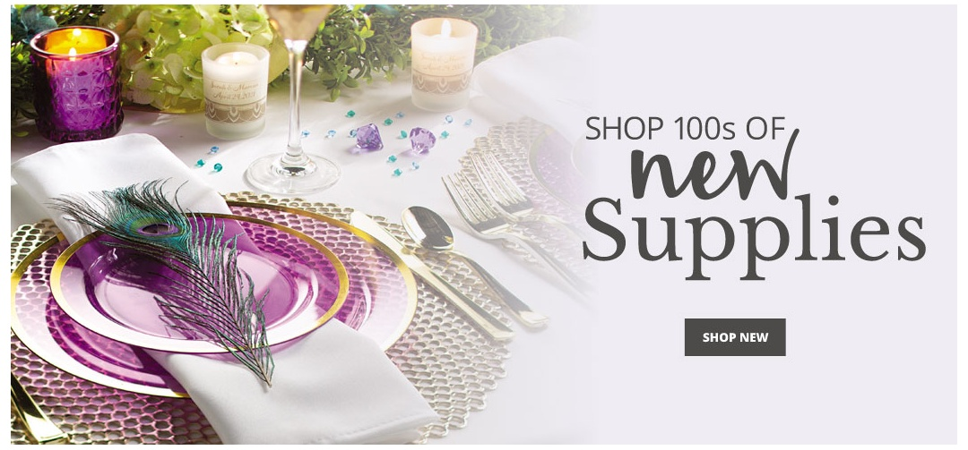 Shop 100s of New Supplies