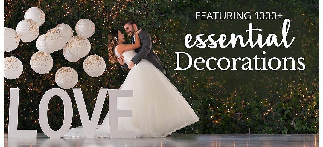 95251b2b292 Wedding Decorations