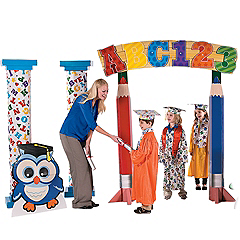 Elementary Graduation Supplies Kids Party