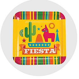 Fiesta Party Supplies Mexican Party Supplies Fiesta Decorations