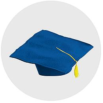 0267ce7fb69 Graduation Hats