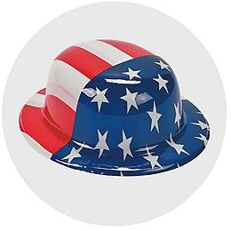 4th Of July USA Patriotic Party Supplies Decorations