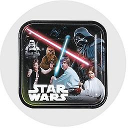 Star Wars Party Supplies Decorations