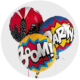 280 Birthday Balloons For Boys And Girls Parties