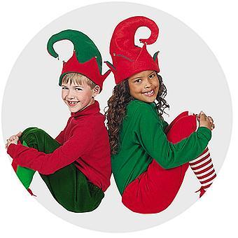 400 Christmas Costumes Elf Reindeer Santa Oriental Trading