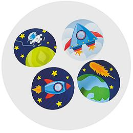 Outer Space & Galaxy Party Supplies & Decorations | Oriental