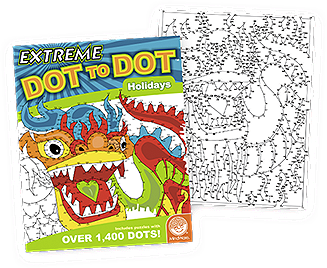 Also Great for Grown Ups - Dot to Dot Books