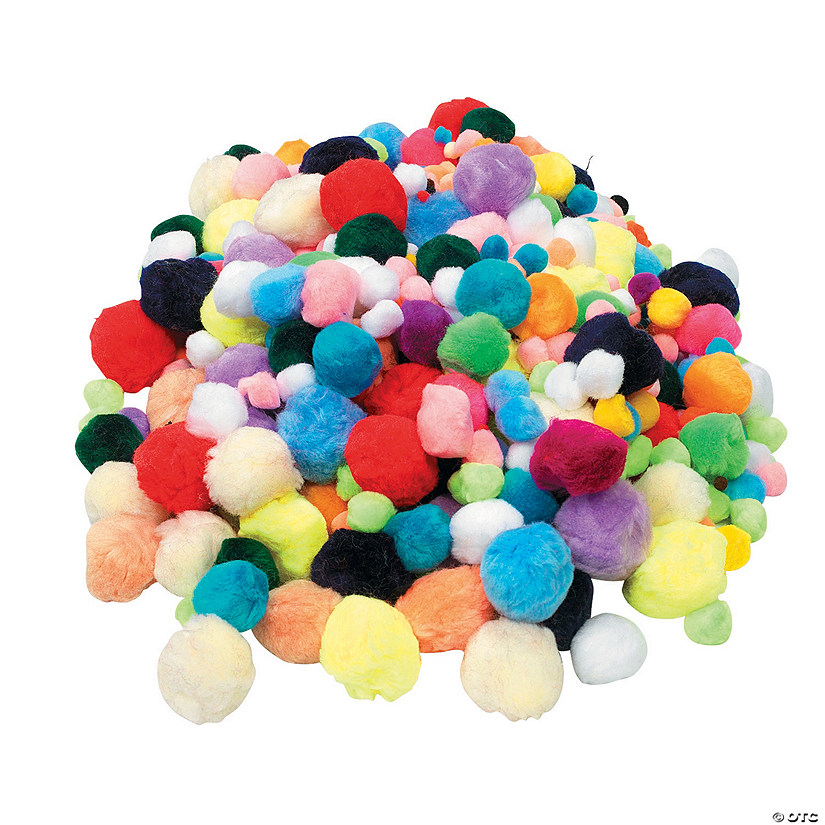 1 Lb. of Pom-Poms Audio Thumbnail