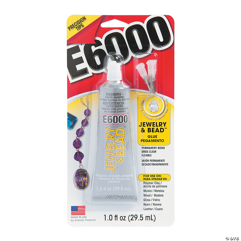 1 oz E6000® Jewelry & Bead Glue