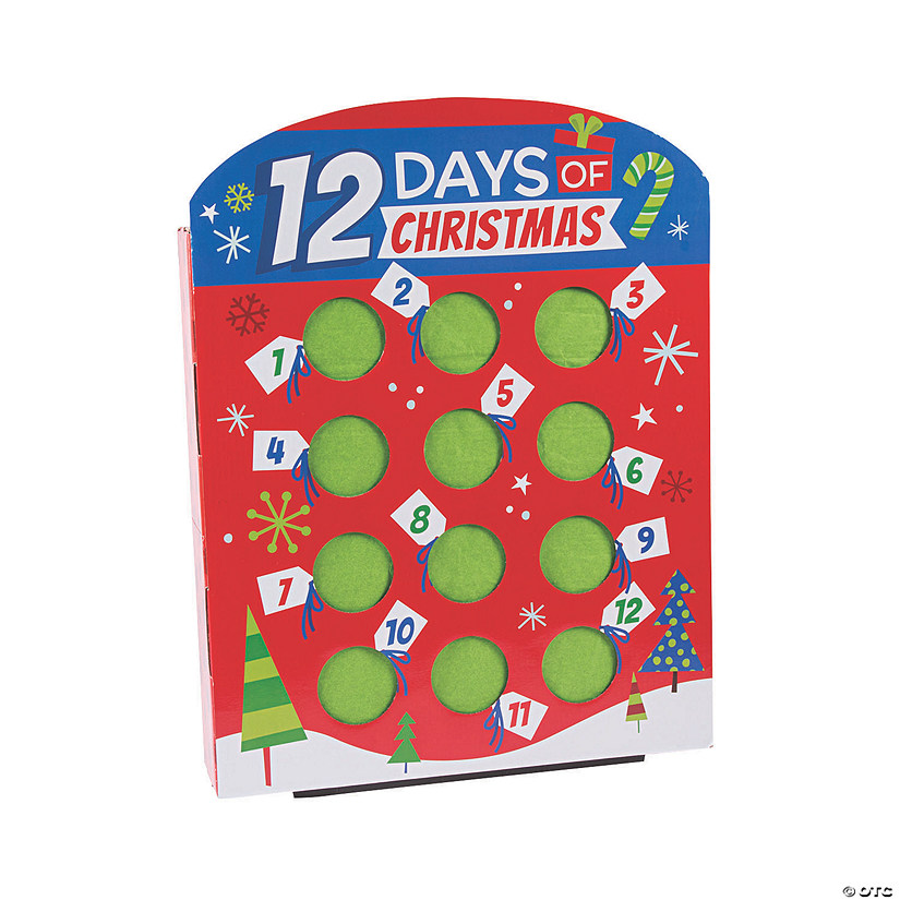 12 Days of Christmas Prize Punch Game Audio Thumbnail