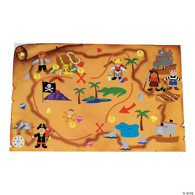 Treasure map option trading