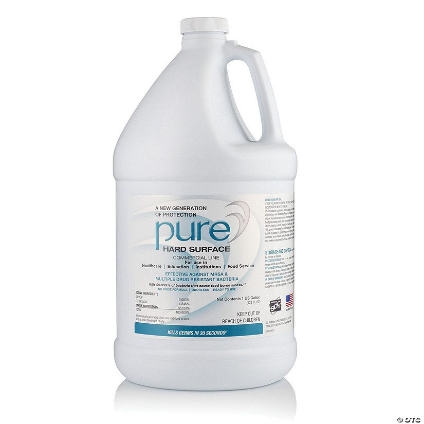 128 oz. PURE<sup>&#174;</sup> Hard Surface Cleaner Image Thumbnail