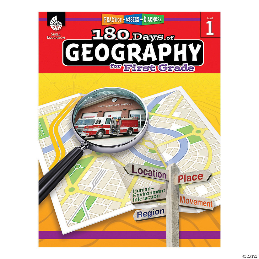 180 Days of Geography - 1st Grade Audio Thumbnail