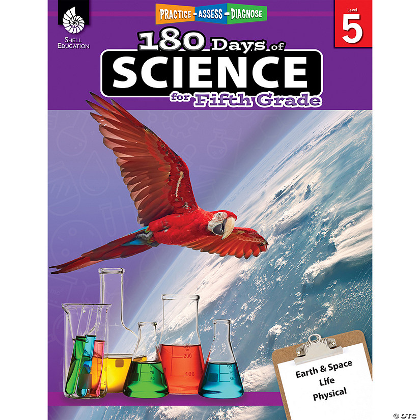 180 Days of Science for Grade 5 Audio Thumbnail