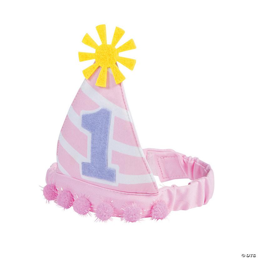 1st Birthday Lil Llama Hat