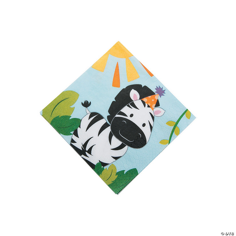 Panda Napkins 48 ct