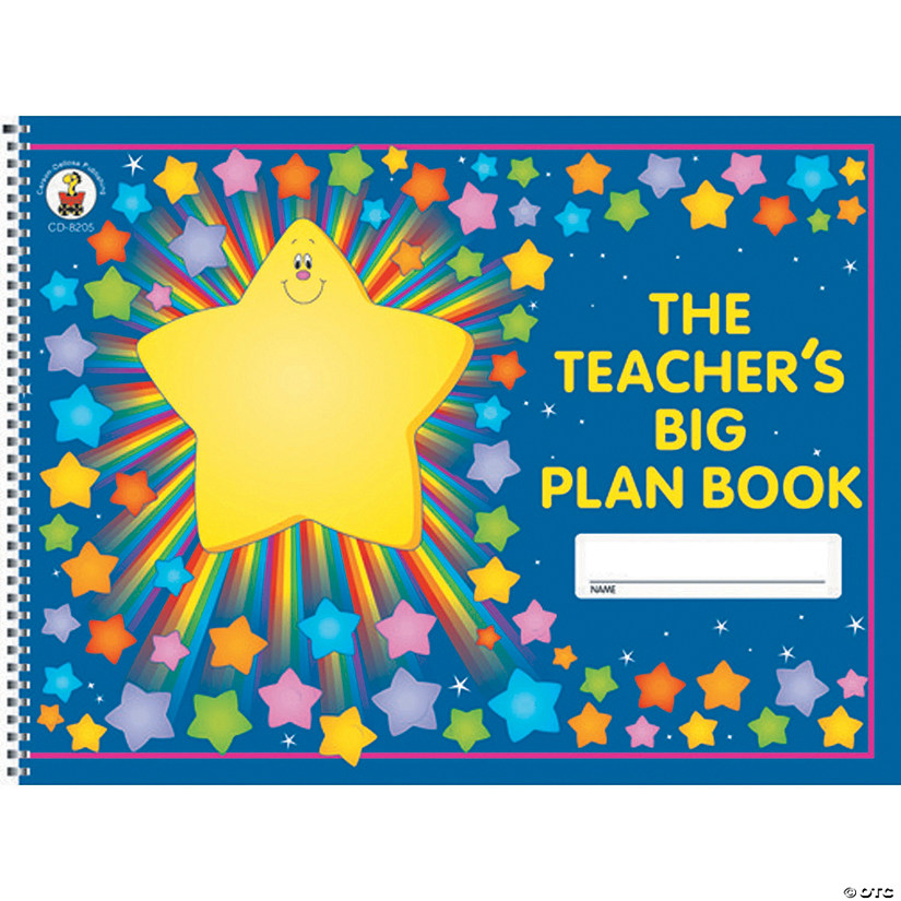 (2 Ea) The Teachers Big Plan Book Audio Thumbnail