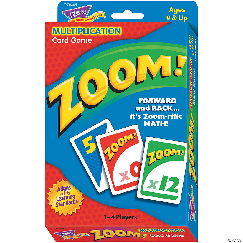 (2 Ea) Zoom Multiplication Card Audio Thumbnail