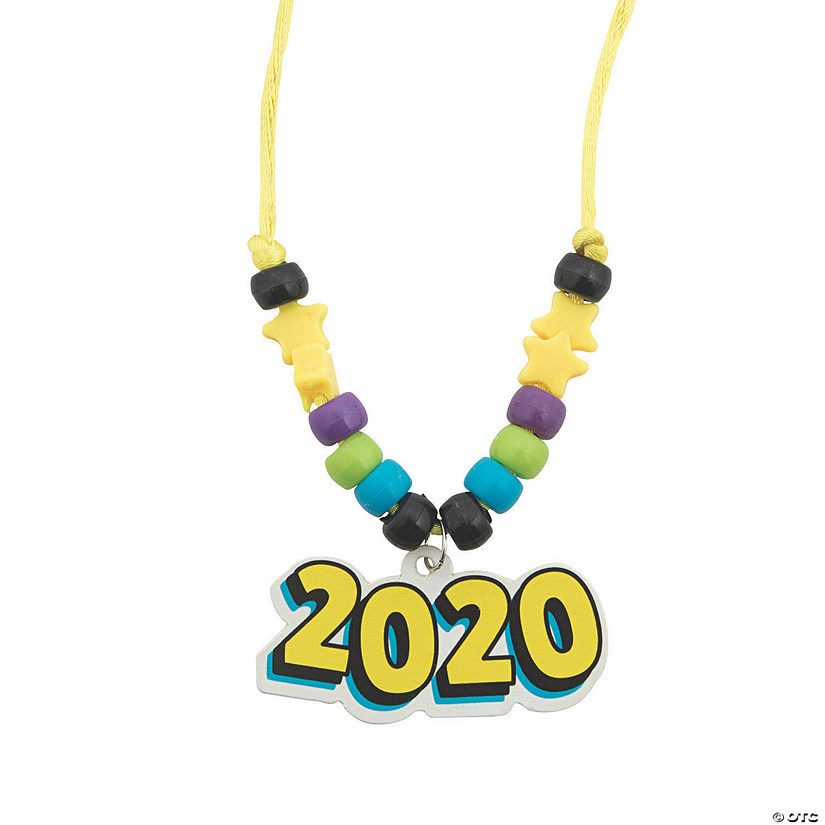 2020 Beaded Necklace Craft Kit Audio Thumbnail