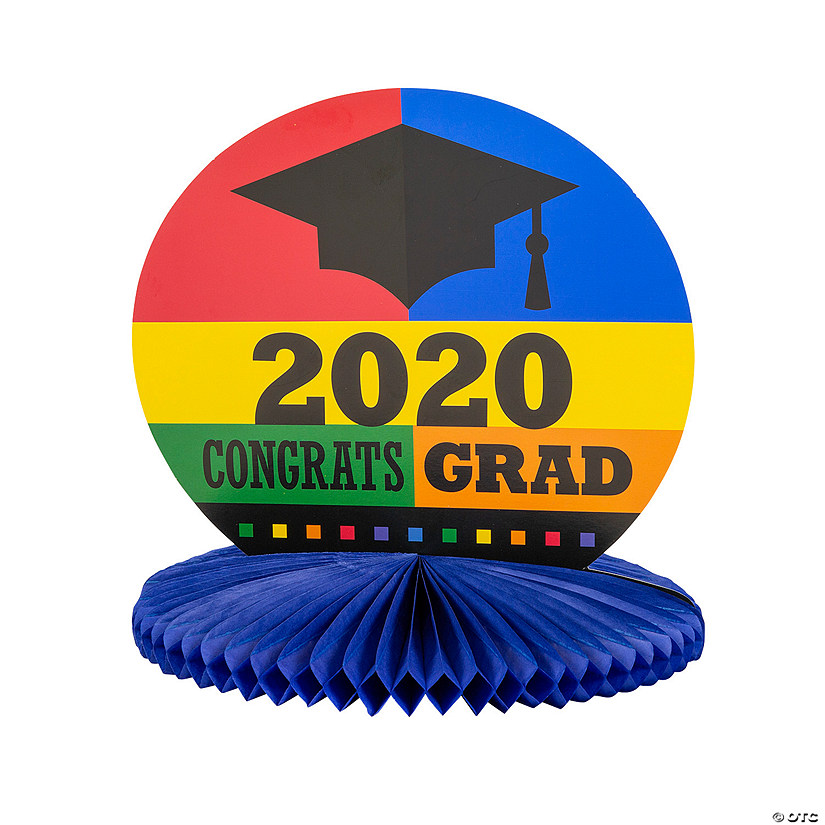2020 Congrats Grad Centerpiece Audio Thumbnail
