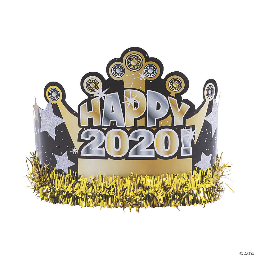 2020 New Year's Eve Crowns Audio Thumbnail