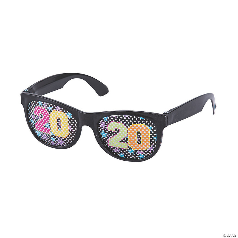 2020 Novelty Pinhole Glasses Audio Thumbnail