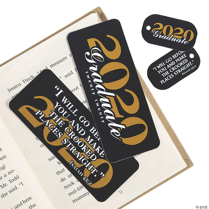 2020 Religious Grad Bookmarks & Keychain Tags Audio Thumbnail