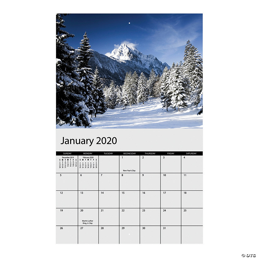 2020 Wall Calendar Audio Thumbnail