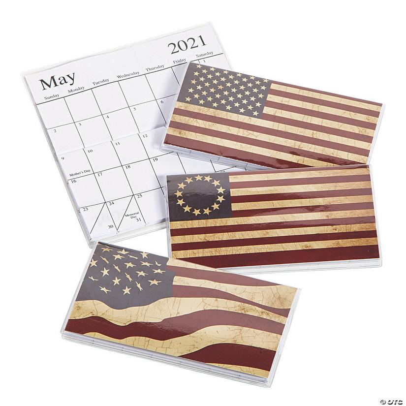2021 - 2022 Americana Pocket Calendars   Oriental Trading