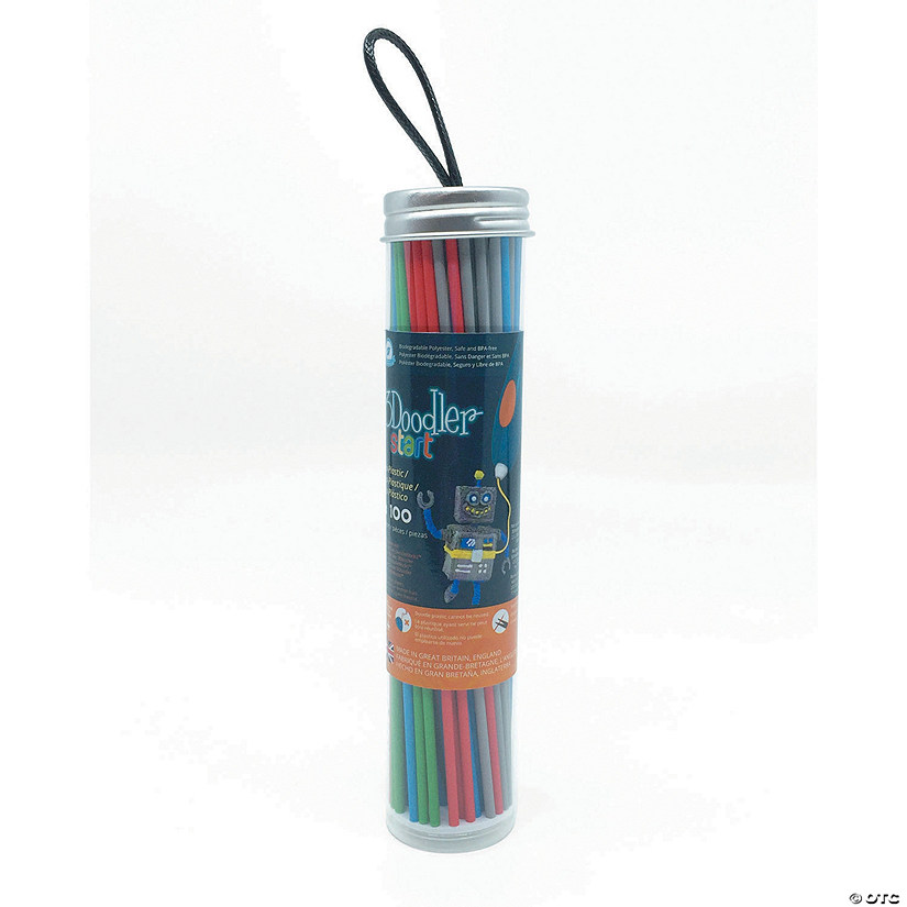 3 Doodler Start Refill Tube: Primary Pow! Image Thumbnail