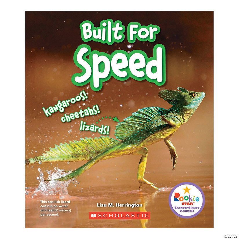 (3 EA) BUILT FOR SPEED BOOK Audio Thumbnail