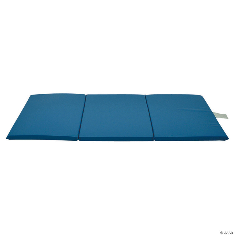 "3-Section Standard Rest Mat, 1"" x 24"" x 48"""