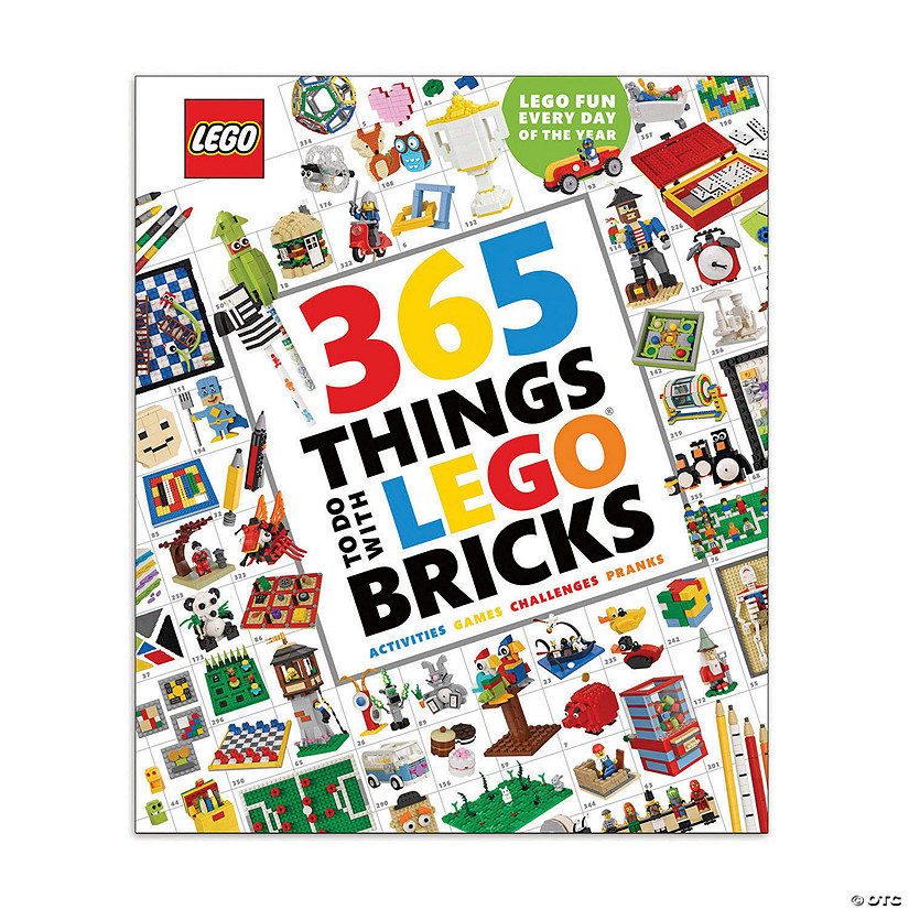 365 Things to Do with LEGO Bricks Image Thumbnail
