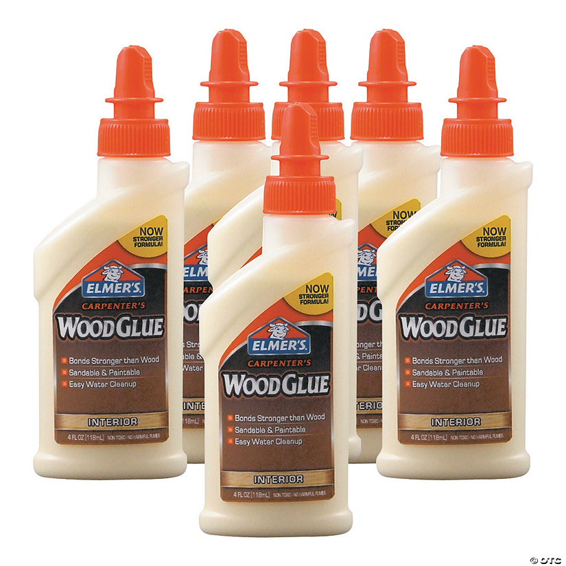 4 oz Elmer&#8217;s<sup>&#174;</sup> Wood Glue - 6 Pc. Audio Thumbnail