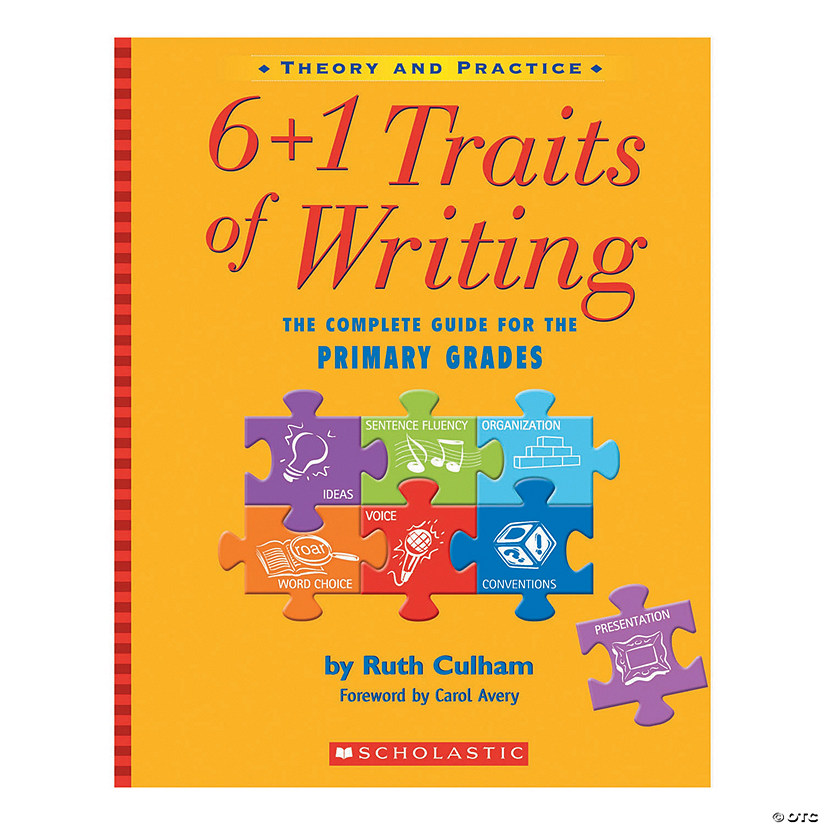 6 + 1 Traits of Writing - The Complete Guide for the Primary Grades Audio Thumbnail