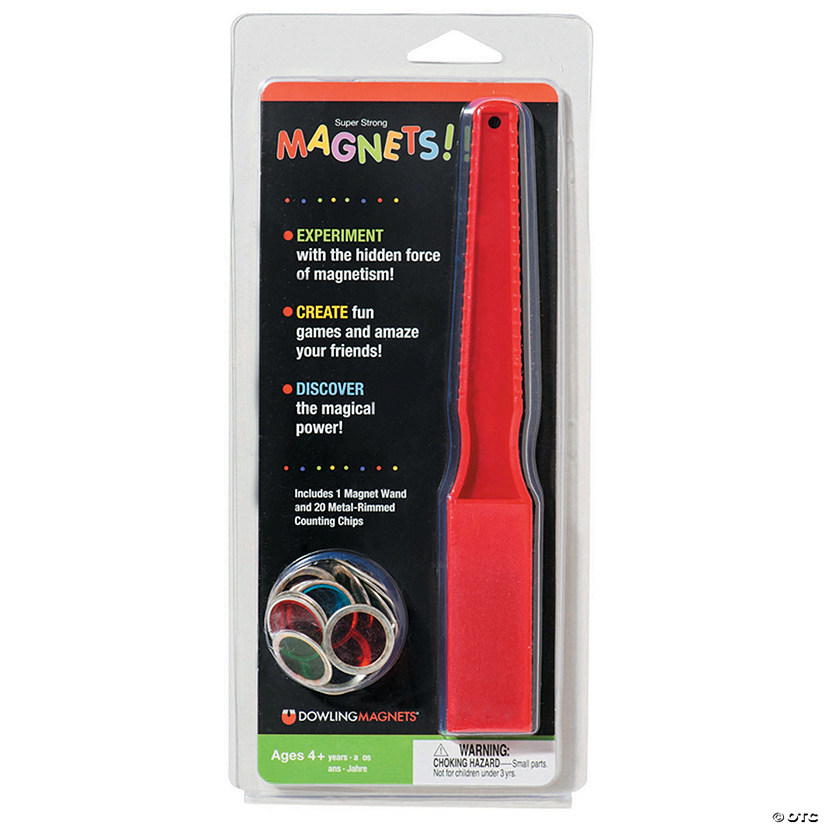 (6 Ea) Magnetic Wand & 20 Counting Audio Thumbnail