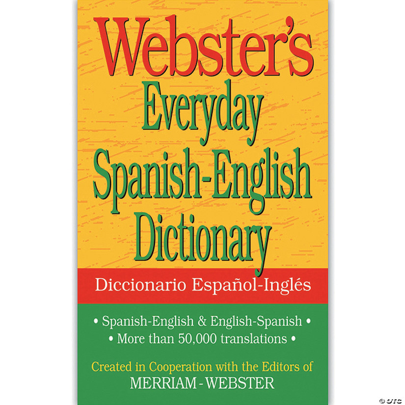 (6 Ea) Websters Everyday Spanish Audio Thumbnail