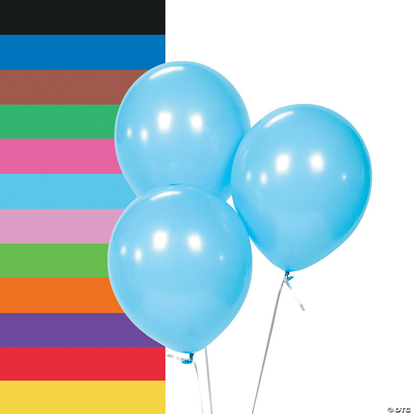 "9"" Latex Balloons Audio Thumbnail"