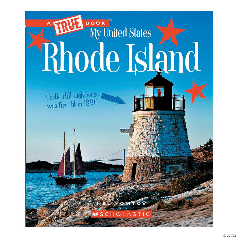 A True Book - My United States: Rhode Island, Qty 3 Audio Thumbnail