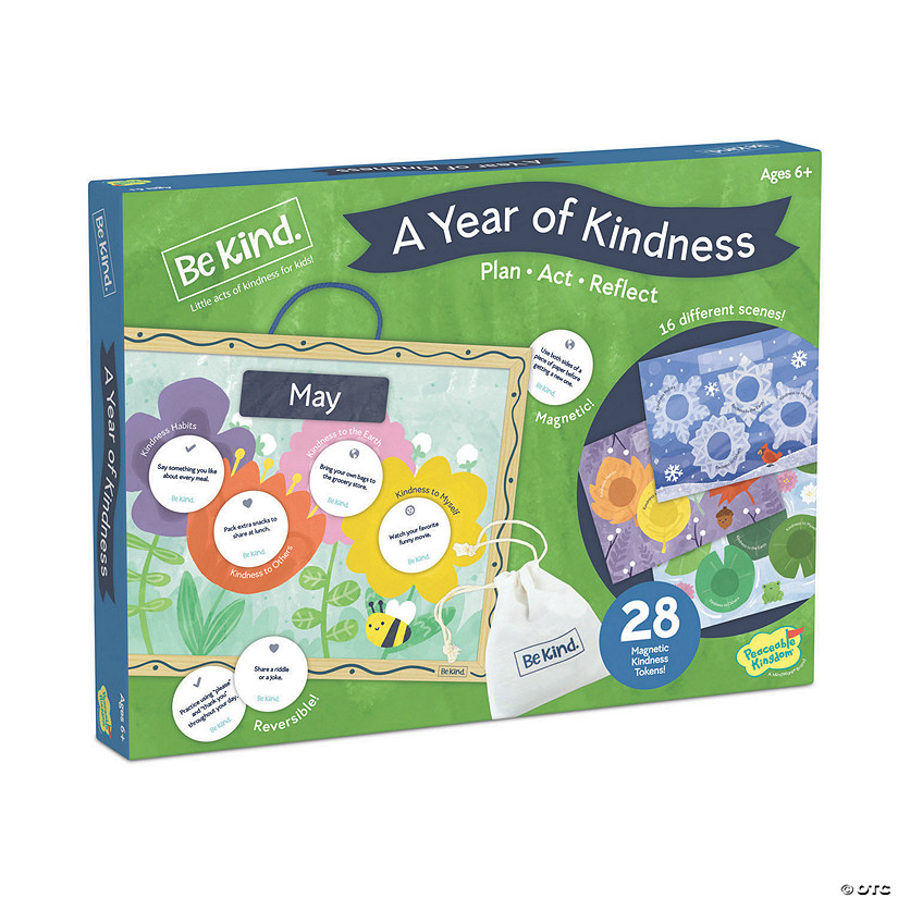 A Year of Kindness Calendar Image Thumbnail