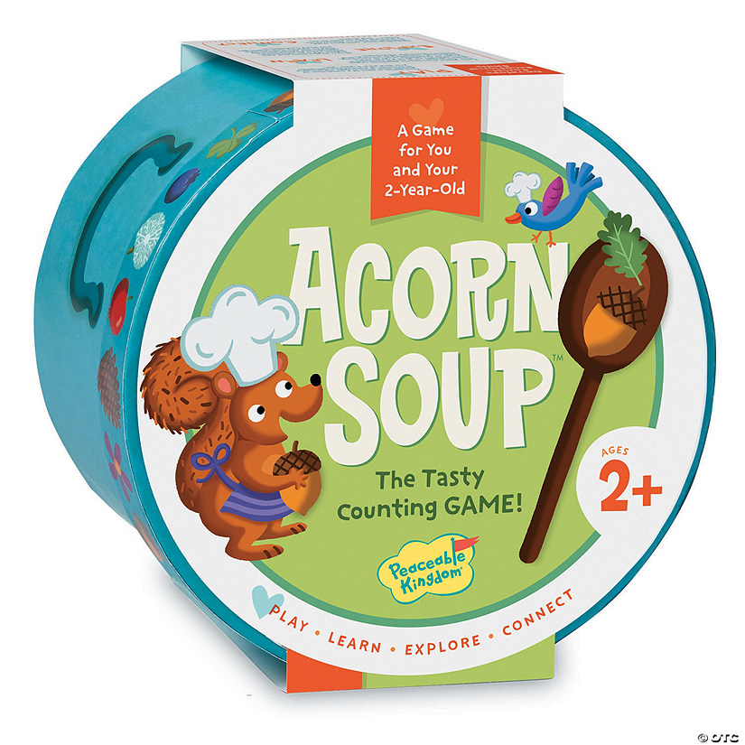 Acorn Soup Audio Thumbnail