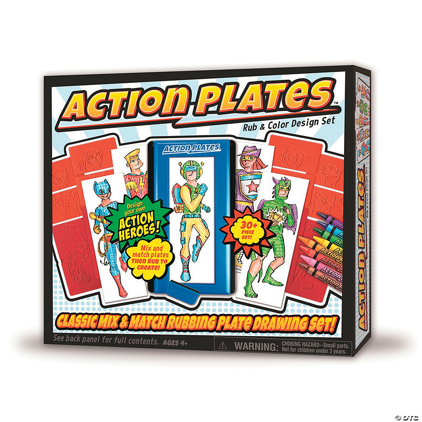Action Plates Audio Thumbnail