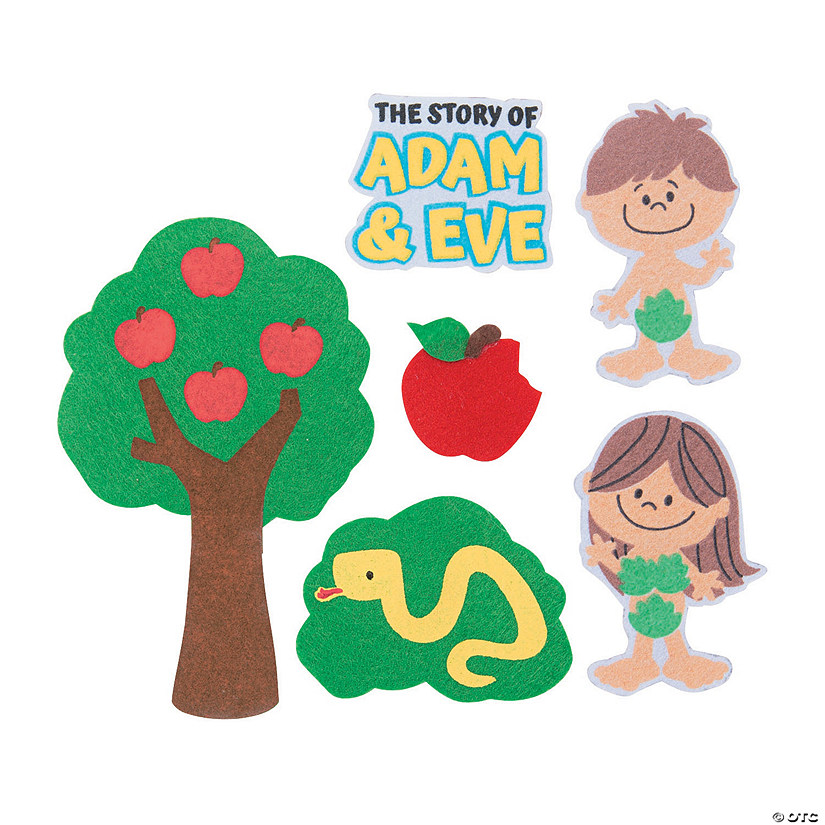 Adam & Eve Glove Bible Characters Audio Thumbnail
