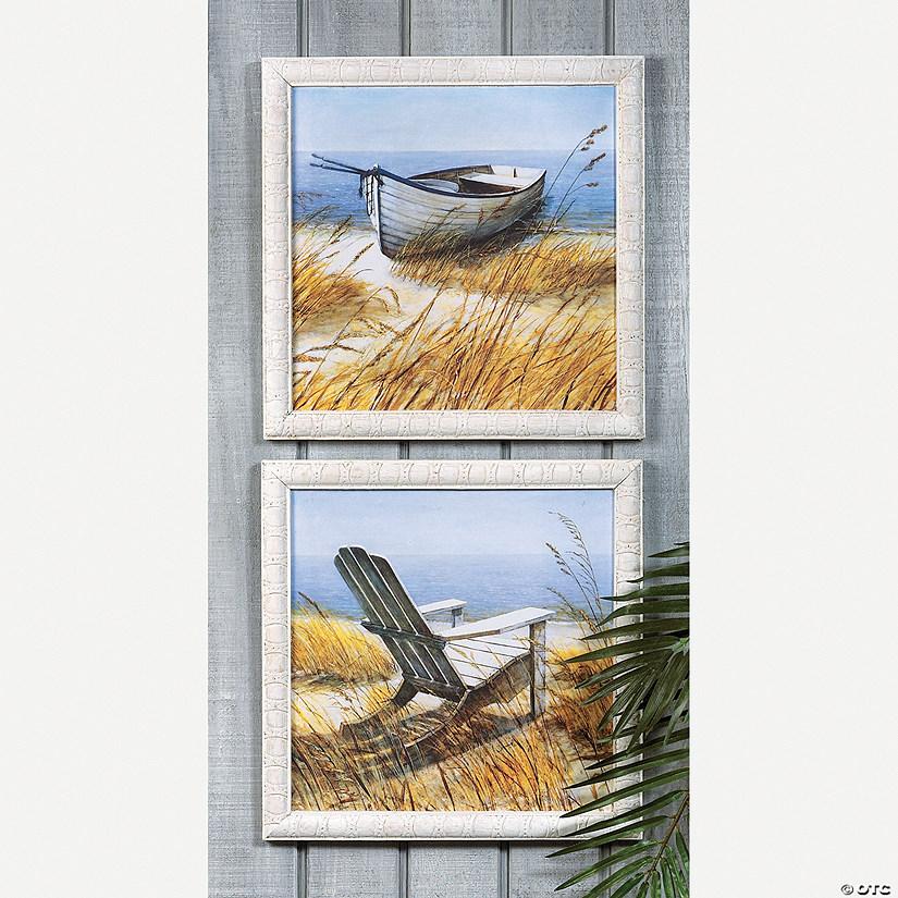 Adirondack Chair U0026 Boat Prints