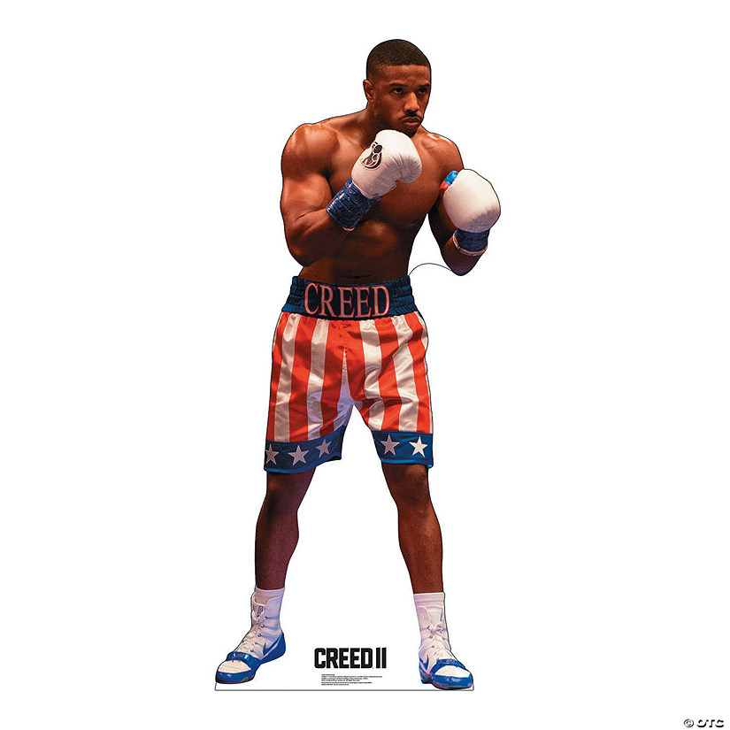 Adonis Creed 2 Cardboard Stand-Up Audio Thumbnail