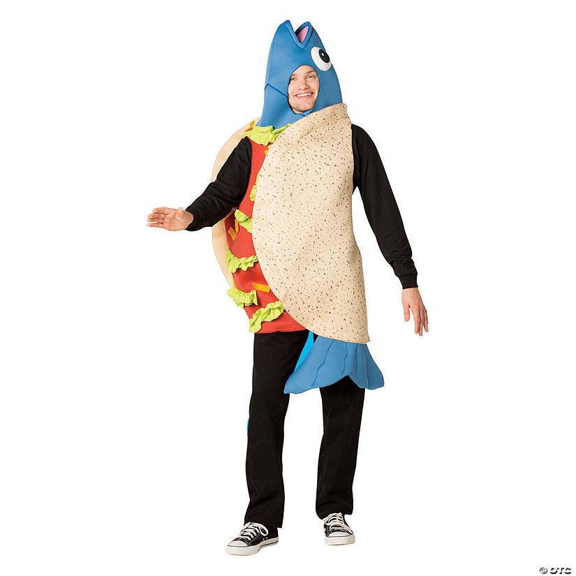 Adult Fish Taco Costume Audio Thumbnail