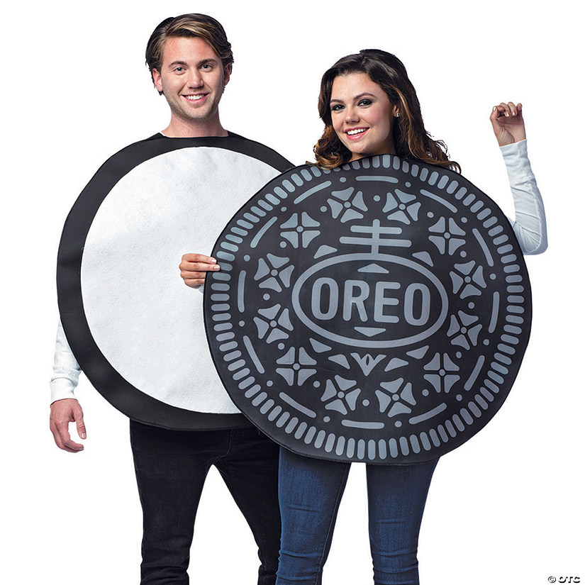 Adult Oreo® Couples Costumes Audio Thumbnail