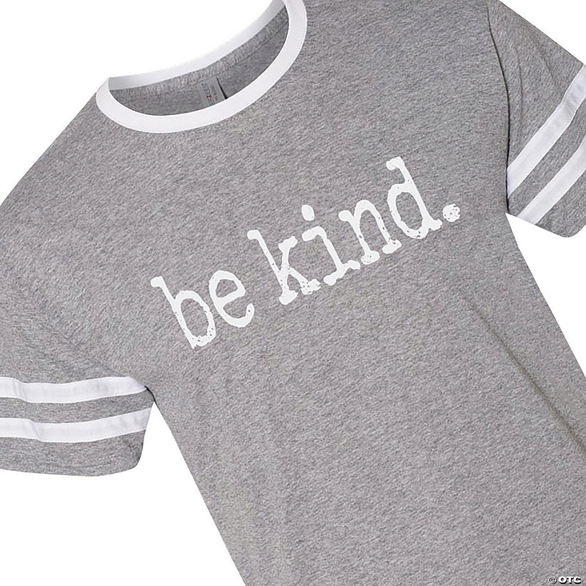 Adult&#8217;s Be Kind T-Shirt by Jerzees<sup>&#174;</sup> Audio Thumbnail
